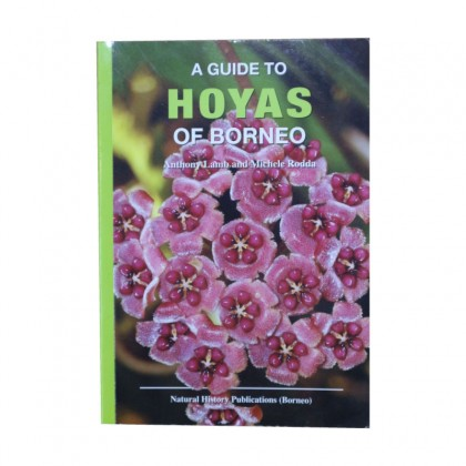 Book - A Guide to the Hoyas of Borneo