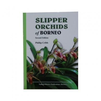 Book - Slipper Orchids of Borneo (2nd Edition)