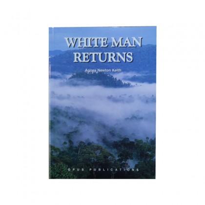 Book - White Man Returns