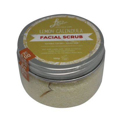 Borneo Facial Scrub 100g